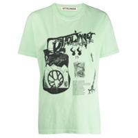 Ottolinger Camiseta Com Estampa Gráfica - Verde