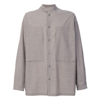 E. Tautz Camisa 'lineman' - Neutro