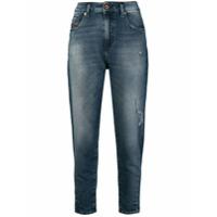 Diesel Calça Jeans Cenoura 'candys Joggjeans 084Tz' - Azul