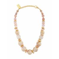 Lizzie Fortunato Jewels Colar Quarry - Rosa