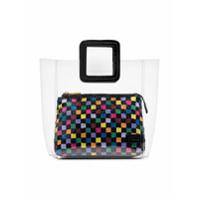Staud Shirley Tote Bag - Preto