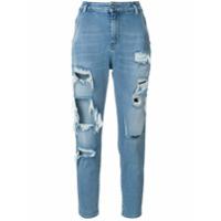 Diesel Calça Jeans Boyfriend 'fayaz-Evo 084Nu' - Azul
