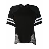 Mrz Camiseta Pizzo - Preto