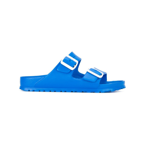 Imagem de Birkenstock Sandália com fivela - Azul