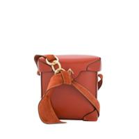 Manu Atelier Bolsa Tiracolo 'pristine Redbole' Mini - Marrom
