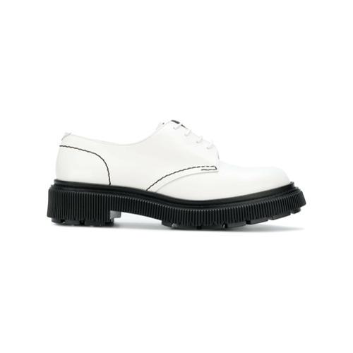 Imagem de Adieu Paris Sapato derby de couro - Branco