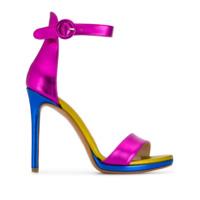 Albano Sapato Metalizado - Rosa