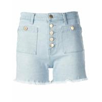 J Brand Short Jeans Joan - Azul