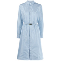 Ralph Lauren Collection Belted Shirt Dress - Azul