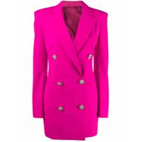 Attico Double Breasted Blazer Dress - Rosa