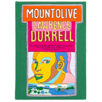 Olympia Le-Tan Clutch 'mountolive' - Verde