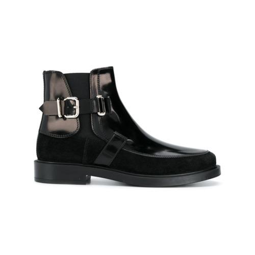 Imagem de Tod's Ankle boot com fivela - Preto