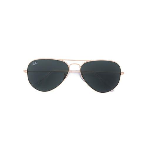 RAY-BAN JUNIOR Óculos desol aviador - Amarelo