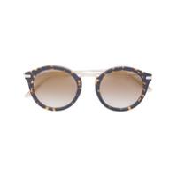 Jimmy Choo Eyewear Óculos De Sol 'bobby' - Marrom