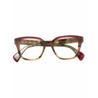 Paul Smith Armação De Óculos 'hether' - Vermelho