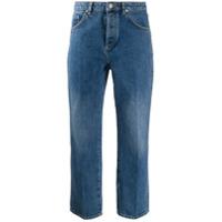 Fiorucci Calça Jeans Boyfriend Cintura Alta Claire - Azul
