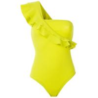Clube Bossa Maiô Siola Babados - Amarelo