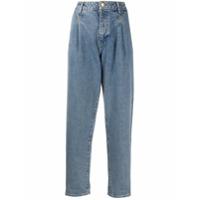 Essentiel Antwerp Calça Jeans Veila Com Cintura Média - Azul