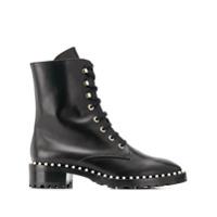 Stuart Weitzman Ankle Boot Allie - Preto