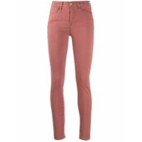 Frame Calça Jeans Skinny Le High - Rosa