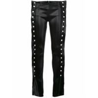 Paula Knorr Calça Jeans Slim Fit - Metálico