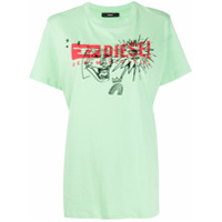 Diesel Camisa T-Daria-Yc - Verde