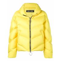 Ienki Ienki Zipped Puffer Jacket - Amarelo