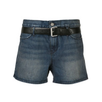 Rta Short Jeans Baggy 'pierce' - Azul