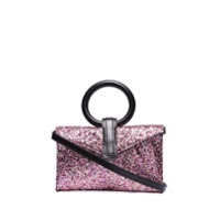 Complét Valery Micro Glitter Belt Bag - Rosa