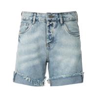 John John Short Jeans Claro - Azul