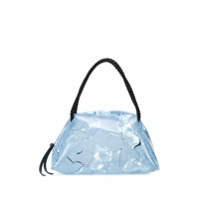 Maryam Nassir Zadeh Moonstone Mini Purse Bag - Azul
