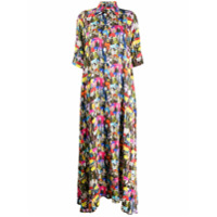 Ultràchic Printed Shirt Dress - Rosa
