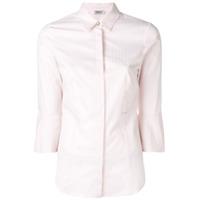 Liu Jo Cropped Sleeves Shirt - Rosa