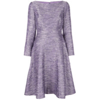 Lela Rose Sequin Embellished Dress - Roxo
