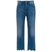 7 For All Mankind Calça Jeans Reta - Azul