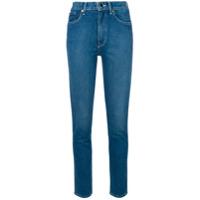 Khaite Calça Jeans Skinny - Azul