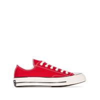 Converse 70 Chuck Low-Top Sneakers - Vermelho