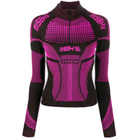 Misbhv Fitted Active Future Top - Preto