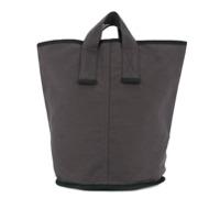 Cabas Bolsa Tote Média 'laundry' - Cinza