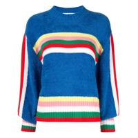 Mira Mikati Suéter Listrado - Estampado