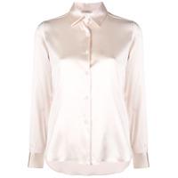 Blanca Camisa Slim - Branco
