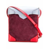 Manu Atelier Mini Pristine Crossbody Bag - Vermelho