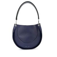 Proenza Schouler Bolsa Hobo Pequena - Azul