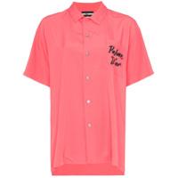 Double Rainbouu Camisa Estampada - Rosa