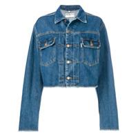Fiorucci Jaqueta Jeans - Azul