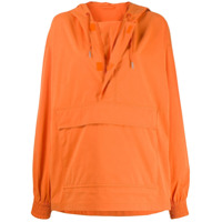 Calvin Klein Jeans Est. 1978 Jaqueta Oversized - Snr Orange Tiger