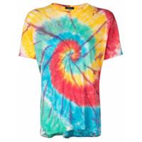 R13 Camiseta Com Estampa Tie Dye - Estampado