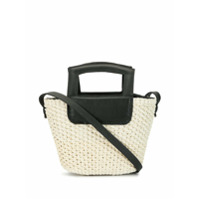 Sensi Studio Squared Crossbody Bag - Neutro