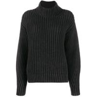 Iris Von Arnim Chunky Knit Sweater - Preto