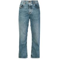 Diesel Calça Jeans Reta 'aryel 084Ux' - Azul